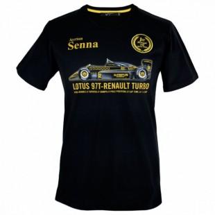 """Senna - Tričko Ayrton Senna """"Portugal 1 st"""""""
