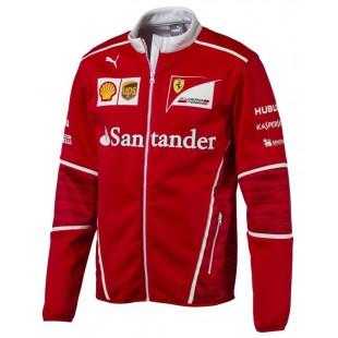 Formule 1 - Týmová bunda Ferrari Replica - softshell