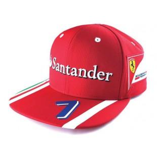 Formule 1 - Kšiltovka Ferrari Replica - Kimi Räikkönen