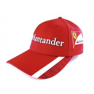 Formule 1 - Týmová kšiltovka Ferrari Replica