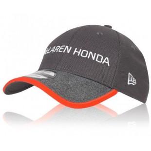 Formule 1 - Týmová kšiltovka McLaren Honda - šedá