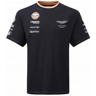 Motorsport - Týmové tričko Aston Martin Racing Replica