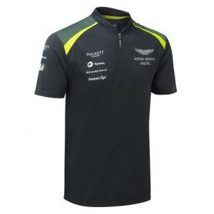 Motorsport - Týmové polo tričko Aston Martin Racing
