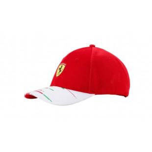 Formule 1 - Týmová kšiltovka Ferrari