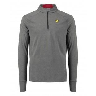 Formule 1 - Triko Scuderia Ferrari - šedé