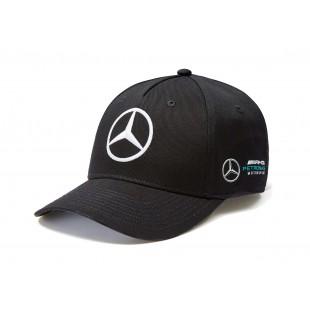 Formule 1 - Týmová kšiltovka Mercedes AMG Petronas - černá