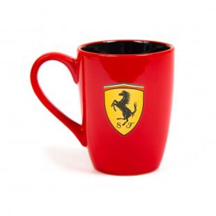 Formule 1 - Hrnek Scudetto Ferrari - červený