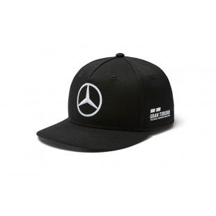 "Formule 1 - Kšiltovka Lewis Hamilton ""Replica"" - plochý kšilt"