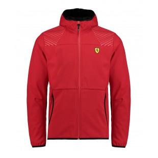 Formule 1 - Bunda Ferrari softshell - červená