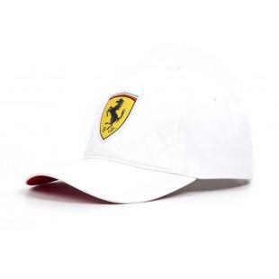 Formule 1 - Kšiltovka Scuderia Ferrari - bílá