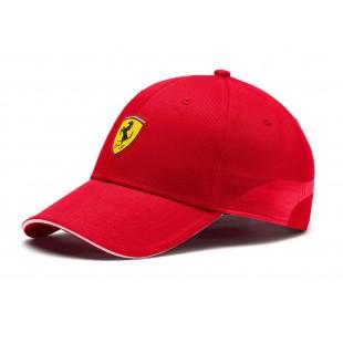 Formule 1 - Kšiltovka Ferrari - červená