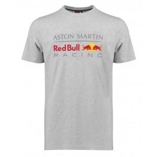 Formule 1 - Tričko Red Bull Racing Classic - šedé