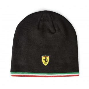 Formule 1 - Zimní čepice Scuderia Ferrari - černá
