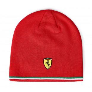 Formule 1 - Zimní čepice Scuderia Ferrari - červená
