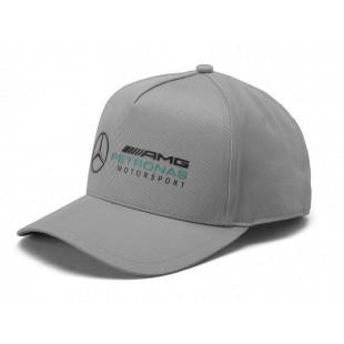 Formule 1 - Kšiltovka Mercedes AMG Petronas - šedá
