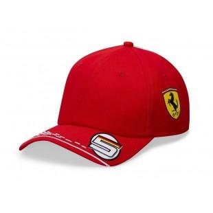 Formule 1 - Kšiltovka Sebastian Vettel Replica