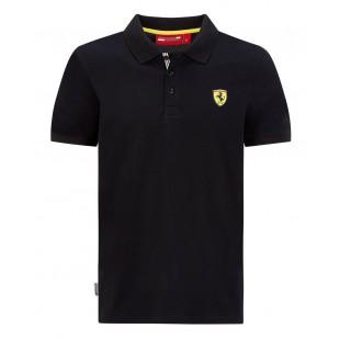 Formule 1 - Polo tričko Ferrari Classic - černé