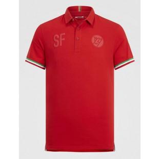 Formule 1 - Polo tričko Ferrari 1929 - červené