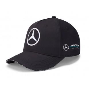 Formule 1 - Týmová kšiltovka Mercedes AMG - černá