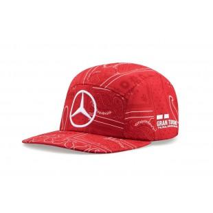 Formule 1 - Kšiltovka Lewis Hamilton SILVERSTONE