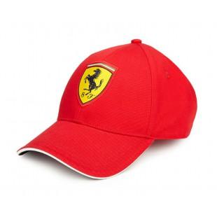 Formule 1 - Dětská kšiltovka Ferrari - červená