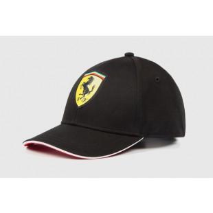 Formule 1 - Dětská kšiltovka Ferrari - černá