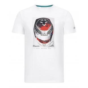 Formule 1 - Tričko Lewis Hamilton HELMET