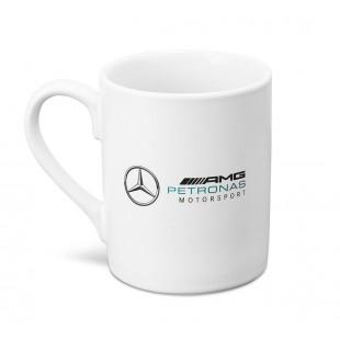 Formule 1 - Hrnek Mercedes AMG PETRONAS - bílý