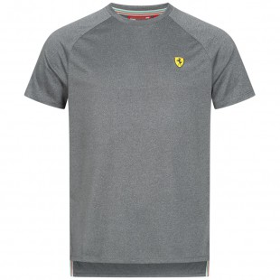 Formule 1 - Tričko Ferrari Performance - šedé