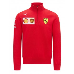 Formule 1 - Týmová mikina Ferrari Replica