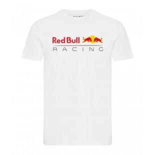 Formule 1 - Tričko Red Bull Racing Classic - bílé