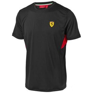 Formule 1 - Tričko Ferrari Performance - černé