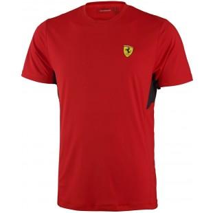 Formule 1 - Tričko Ferrari Performance - červené