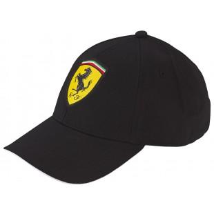 Formule 1 - Kšiltovka Ferrari Scudetto - černá