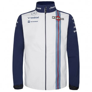 Formule 1 - Týmová softshell bunda Williams