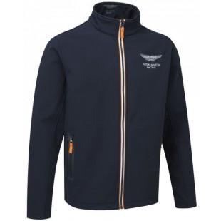 Motorsport - Týmová bunda Aston Martin - softshell