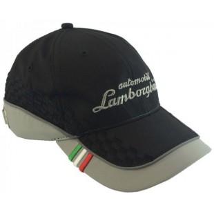 Motorsport - Kšiltovka Lamborghini - černá