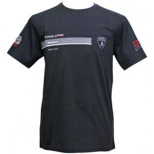 Motorsport - Tričko Lamborghini - černé