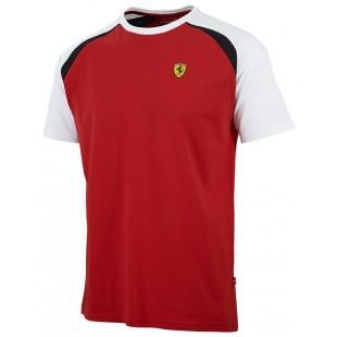 Formule 1 - Tričko Ferrari Race - červené