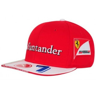 Formule 1 - Kšiltovka Kimi Räikkönen