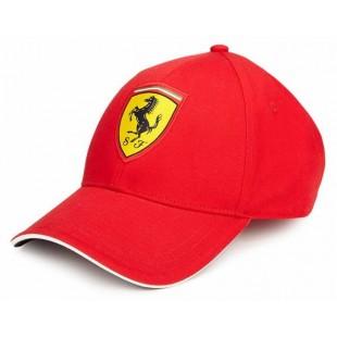 Formule 1 - Kšiltovka Ferrari Scudetto - červená