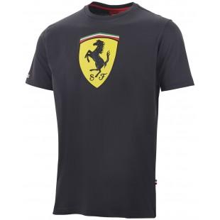 Formule 1 - Tričko Ferrari Classic - černé