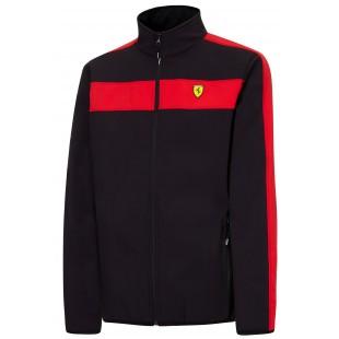 Formule 1 - Bunda Ferrari softshell - černá