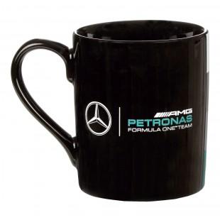 Formule 1 - Hrnek Mercedes AMG PETRONAS - černý