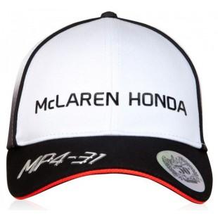 Formule 1 - Týmová kšiltovka McLaren Honda
