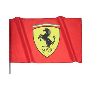 Formule 1 - Vlajka Ferrari
