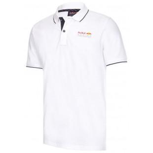 Formule 1 - Polo tričko Red Bull Racing Classic - bílé