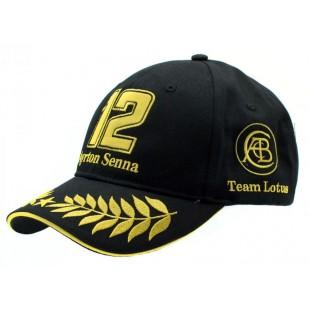 """Senna - Kšiltovka Ayrton Senna """"Team Lotus"""""""