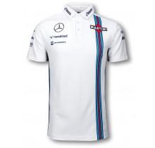 Týmové polo tričko Williams - XXL