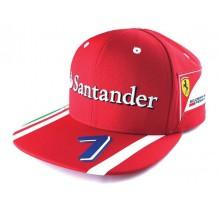 Kšiltovka Ferrari Replica - Kimi Räikkönen